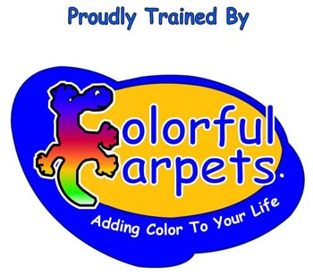 Trained by Colorful Carpets